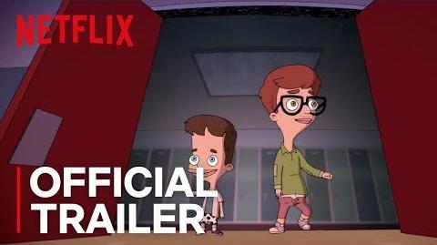 Big Mouth - Official Trailer -HD- - Netflix