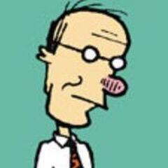 Mr Galvin - Nate's Science Teacher