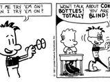 Comic Strip: January 22, 1991