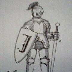 Mascot: Cavalier