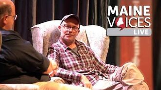 Maine Voices Live with Lincoln Peirce-1