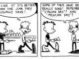 Comic Strip: January 23, 1991