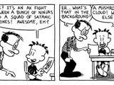 Comic Strip: February 9, 1991