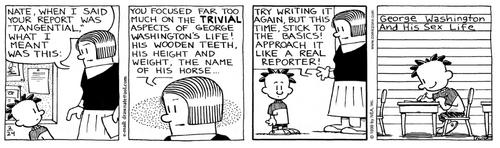 Comic Strip February 24, 1999
