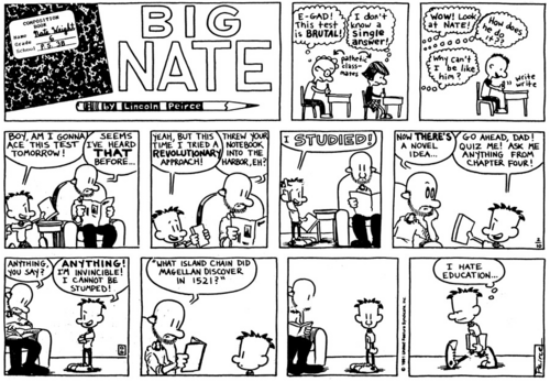Comic Strip February 10, 1991