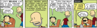 Big Nate comic strip dated May 28 2015