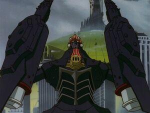 Big O - Armor