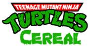TMNT cereal 1993 logo