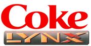 Coke Lynx logo