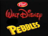 Walt Disney Pebbles