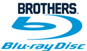 Brothers Blu-Ray logo