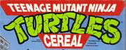 TMNT cereal logo