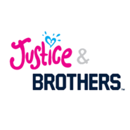 Justice & Brothers (stacked) logo