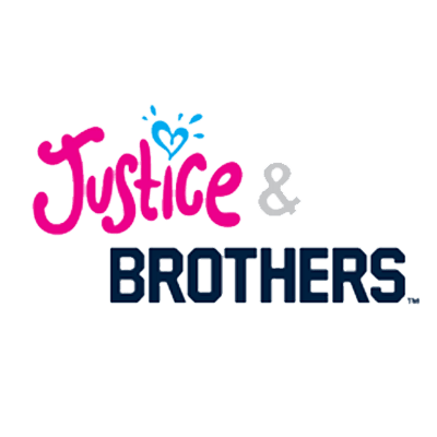 File:Justice & Brothers (stacked) logo.png
