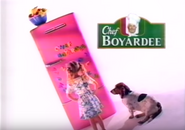Chef Boyardee (fridge magnets)