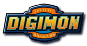 Digimon English logo
