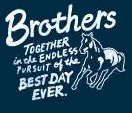 Brothers together logo
