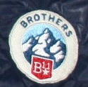 Brothers B11 mountain logo