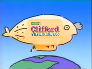 PBS P-Pals Blimp ID (Clifford the Big Red Dog)