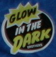 Brothers Glow in the dark label (no B star)