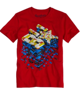Brothers B11 blocks t shirt