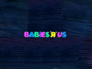 Babies R Us 1991-1999 PBS funding credit