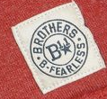 Brothers B Fearless label