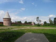 Kreml v Smolenske