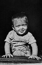 Алиса Фрейндлих в детстве 2