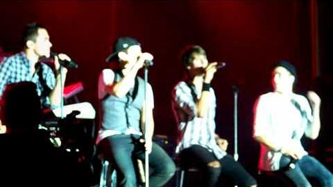 I Wanna Hold Your Hand - Big Time Rush - Erie County Fair