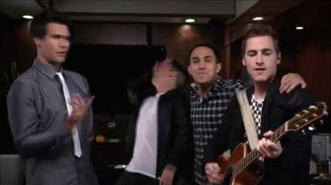 """Big Time Rush """"Big Time Tour Bus"""" Promo dir"""