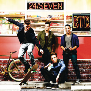 List of songs big time rush wiki fandom powered by wikia 24 seven m4hsunfo