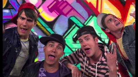 Big Time Rush - Movin' Up To Bel Air Full Version