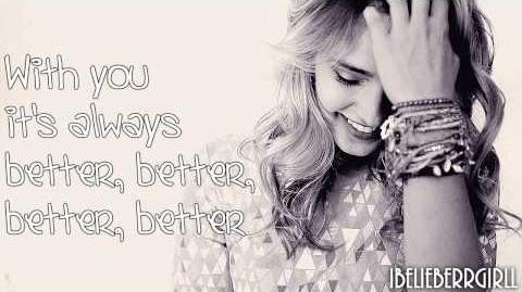 Katelyn Tarver - Better (with lyrics)