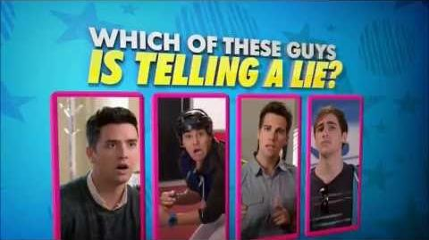 "Big Time Rush ""Big Time Lies"" Promo Airs May 16th 2013"