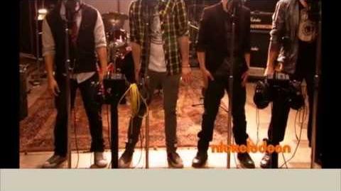Big Time Rush-Halfway There♥