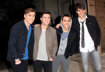 Time Rush Time Rush Visit Live Kelly PKProy0aiTEl