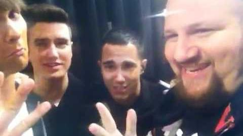 Season 3!!!! W Carlos, Logan, James and Kendall