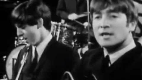 The Beatles - I wanna hold your hand (Live at BBC 1963)