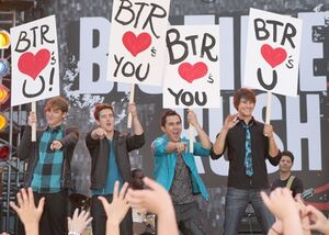 Btr welcome back 01HR