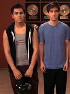 Carlos and Logan