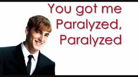 Paralyzed (Elevate Album) Big Time Rush (FULL LYRICS ON SCREEN)