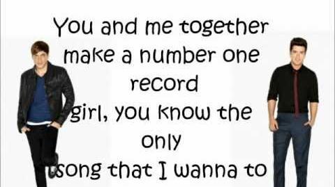 Featuring You-Big Time Rush(Lyric)