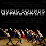 BTR: Music Sounds Better With U