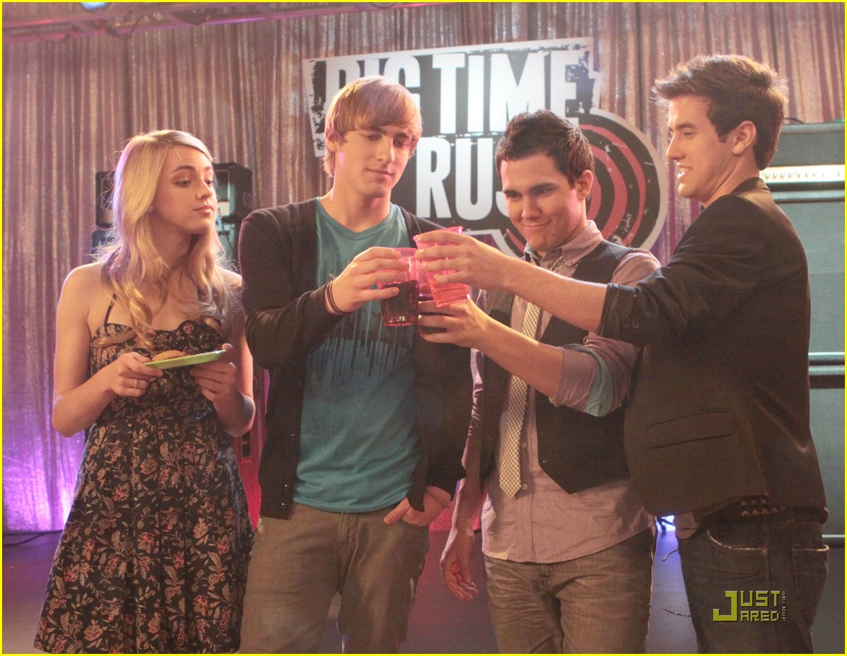 What episode of big time rush does jo come back
