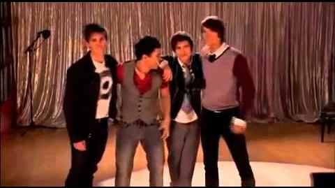 Big Time Rush Unaired Pilot