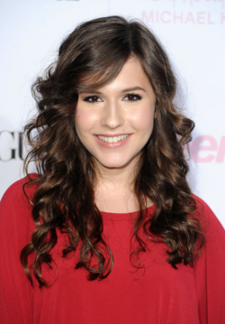 Erin Sanders 2015