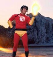Carlos superhero