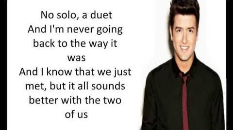 Kendall and Logan Featuring You Lyrics Big Time Rush