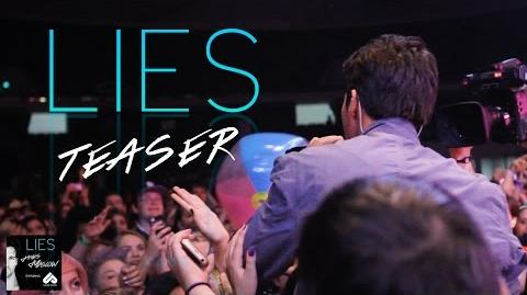 """Lies"" - Debut Single Teaser Video"